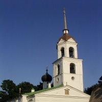 Церковь Николая Чудотворца :: Виктор Мухин