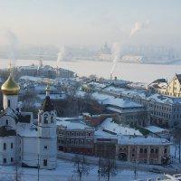 Зима в городе :: Елена Васильева