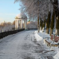 Ярославль. Зима. :: Gordon Shumway