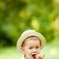 Портрет мальчика :: Юлия Герман