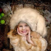 Маленькая барышня :: Виктория Дубровская