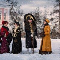 Картинки Русской ЗИМЫ :: Виктор Перякин