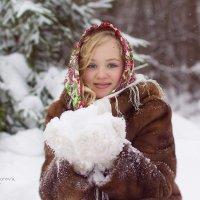 Милина :: Олеся Тихомирова