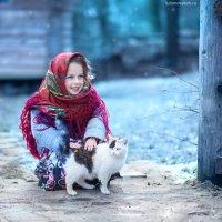 Деревенская история :: Анастасия Любимова