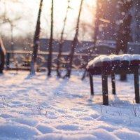 Утро в Рождество :: Юлия Кузнецова