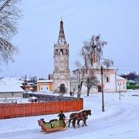 Сказочный город. :: vkosin2012 Косинова Валентина