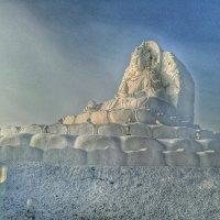 Снежный Будда :: Дмитрий