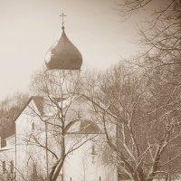 церковь Иоанна богослова :: Эдик Кириллов