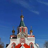 Церковь Св . Марии Магдалины :: Александр Корчемный