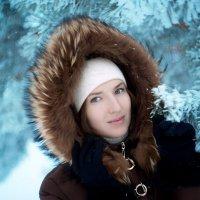 Зимний автопортрет :: Juli Chaynikova