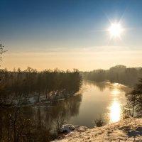 Мороз и солнце... :: Сергей Мельниченко