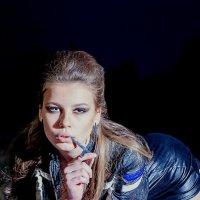 Girl & Moto :: Анастасия Берикова