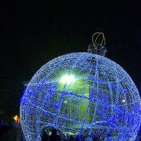 Новый Год. Саранск! :: Алёна Алексаткина