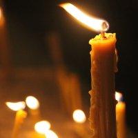 ......слова молитвы я шепчу..... :: Tatiana Markova