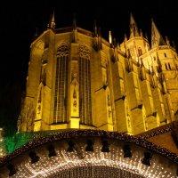 Собор Св. Марии на рождественском пьедестале :: Татьяна Кадочникова