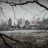 Взгляд на Спасское! :: Владимир Шошин