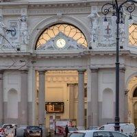 Морской вокзал Генуя :: Witalij Loewin
