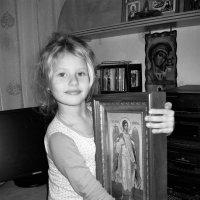 Ангел-Хранитель. :: Нина