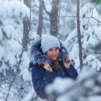 Снежная :: Сергей