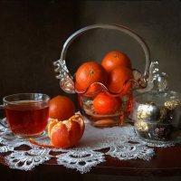 Этюд с мандаринами :: lady-viola2014 -