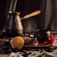 Кофейный натюрморт :: Инна