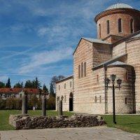 Монастырь. :: Олег