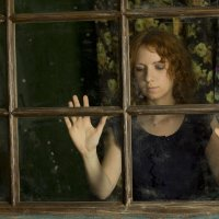 За стеклом :: Ксения Тимченко