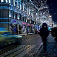 Ночь в городе :: Алина Ясмина (J.D.-Ray)