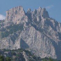 Горы в Крыму :: MARIYA