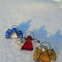 Святочные ангелы - фото2 :: Владимир Павлов