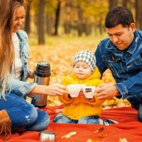 Семейный пикник :: Анастасия