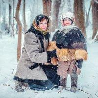 Мама не даст замерзнуть :: Виктор Седов