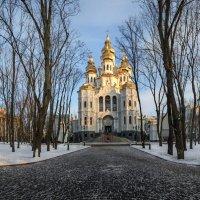 Храм Святых Жен-Мироносиц в Харькове :: Лидия Цапко