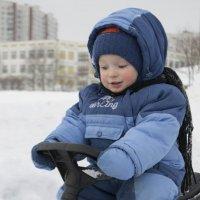 Снегокат :: Анна Секрет