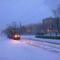 Вечерний трамвай :: Aioneza (Алена) Московская