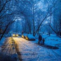 Зимняя Москва :: Игорь Герман