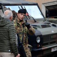 Спецназ в Риме :: Гектор
