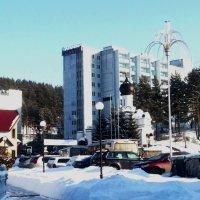 Белокуриха - курорт :: Олег Афанасьевич Сергеев