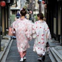 Япония, Киото :: Tatiana Belyatskaya