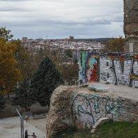 Вид на Мадрид :: Людмила Синицына