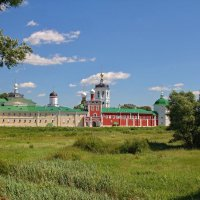 Николо-Пешношский монастырь :: Константин
