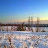 карьер зимой :: Александр Прокудин