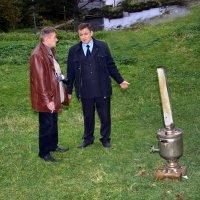 Простое решение с горячей водой :: Валентин Кузьмин