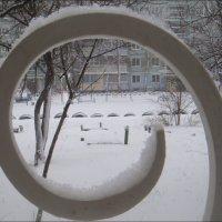 Снег, снег, белый снег пушистый!.. :: Нина Корешкова