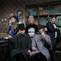 "Квест ""Шерлок Холмс"" постер :: Алексей Ануфриев"
