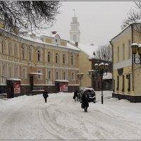 А снег идет! :: Роланд Дубровский