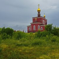 Мурманск. Церковь Всех Святых. (в обиходе «Всехсвятская») :: kolin marsh
