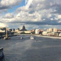 Разная Москва :: Денис Бедарев