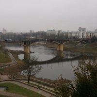 Западная Двина. :: Подруга Подруга