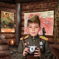Детский коллаж :: Евгений Наместников